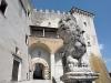 ingresso palazzo Orsini